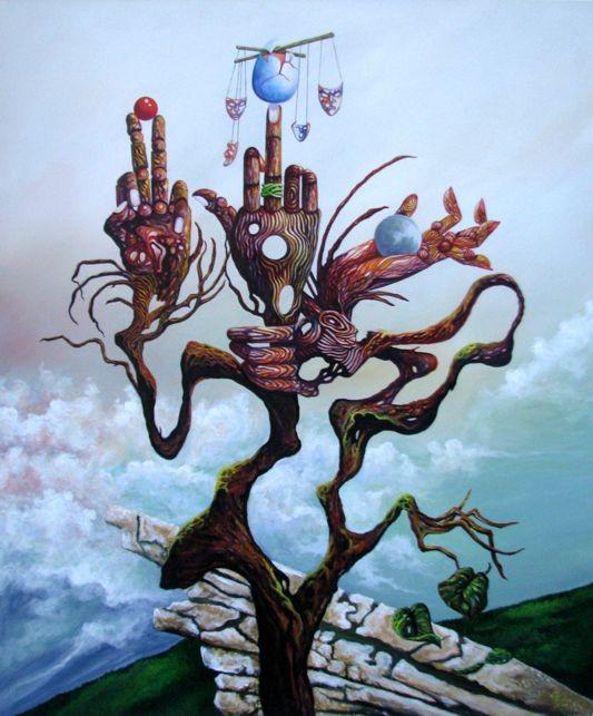 Baum der Gebärden