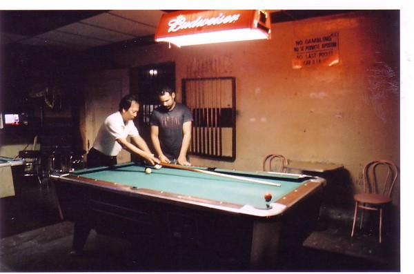 Classic Pool Hall