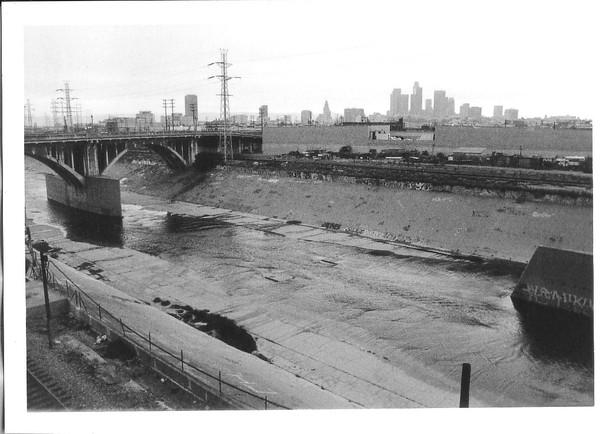 LA River and the City