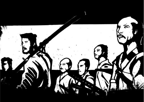 seven samurai -1