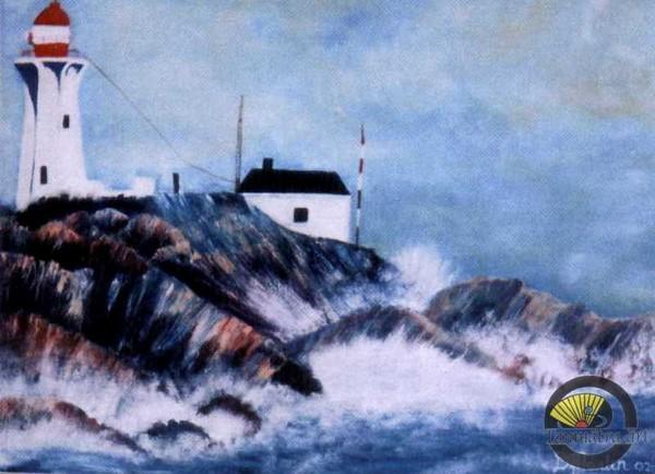 Eddystone Lighthouse Tasmania