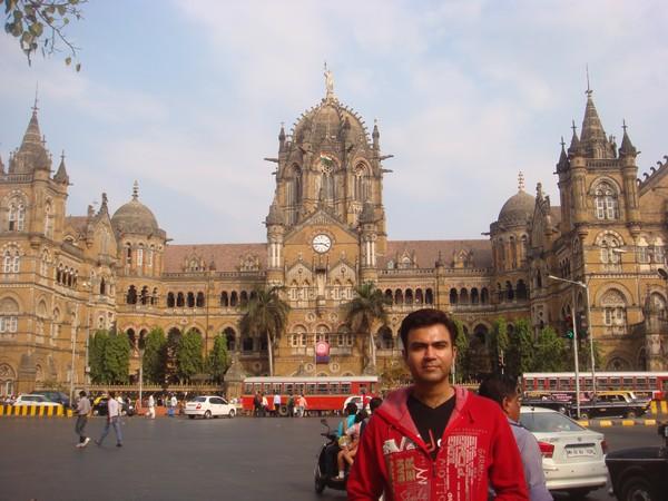 CST Mumbai Victoria Terminus