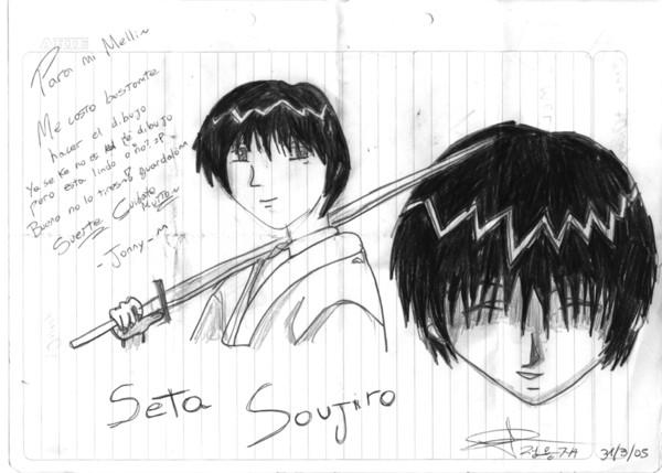 Soujiro Seta by jOnNy!