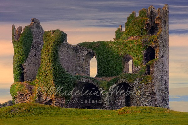 • Ballycarbery Castle HDR, Cahirciveen, Iveragh
