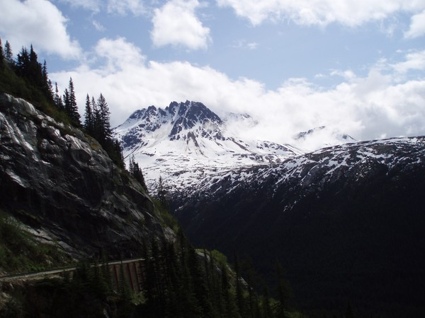 White Pass Skagway Ride