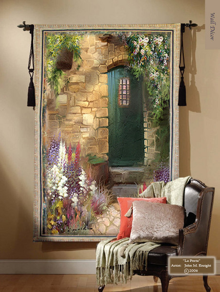 Tapestry La Porta