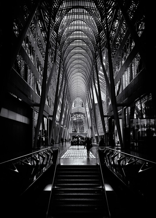 Allen Lambert Galleria Toronto Canada No 1