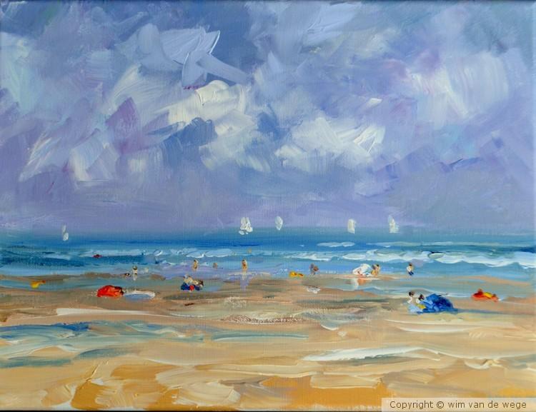 Beach Domburg 12