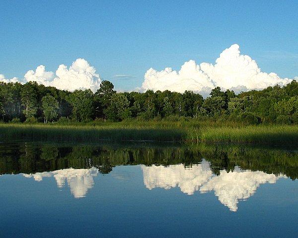 Land Of Sky Blue Waters