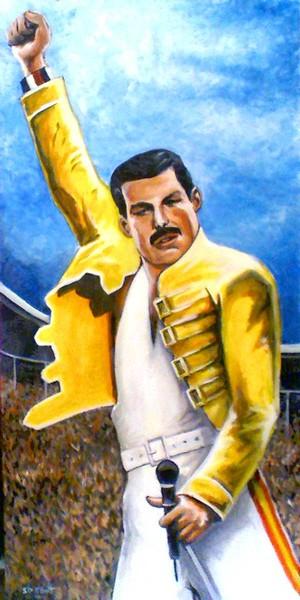 Mercury at Wembley