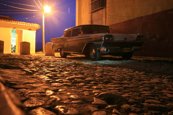 Trinidad Nightime Lonliness