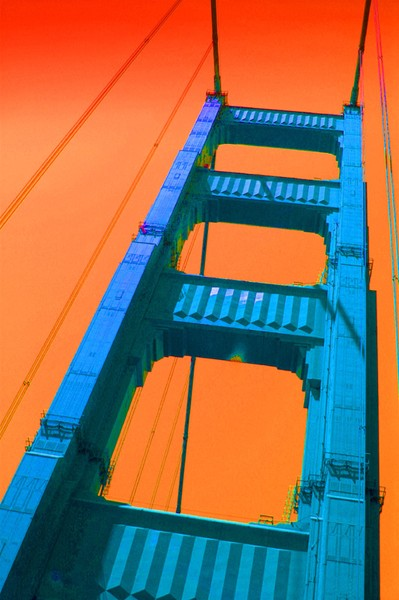 Golden Gate Surreality
