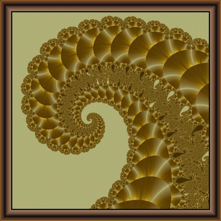 GoldFramedSpiral