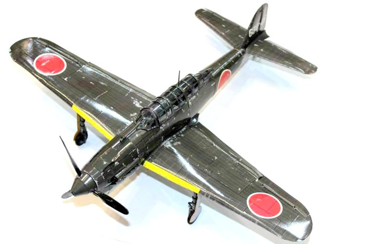 Paper Model of Yokosuka D4Y Suisei 'Judy'