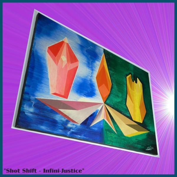 Shot Shift - Infini-justice Variant