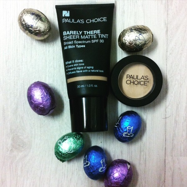 Easter with Paula's Choice make-up