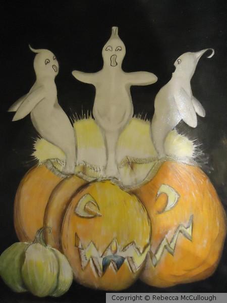 Happy Halloween Two