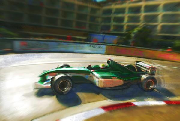 Formula 1 NeuroSky