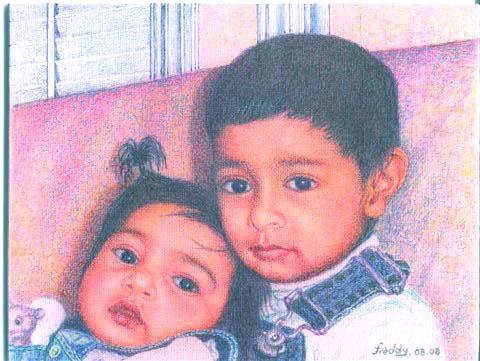 KAVAN & RIYAH-OUR GRAND CHILDREN