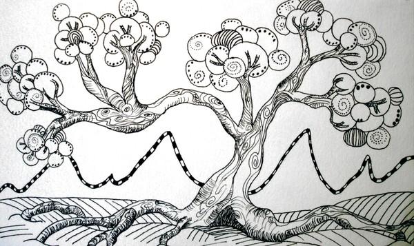 Spotty Tree