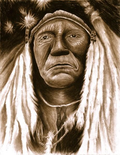 Native American Portrait 2