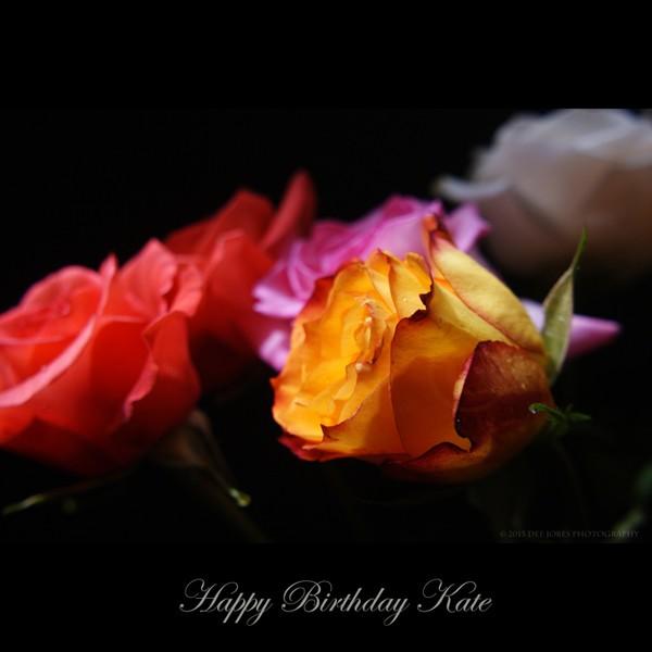 Happy Birthday Kate