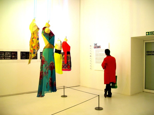 Colours and fashion...