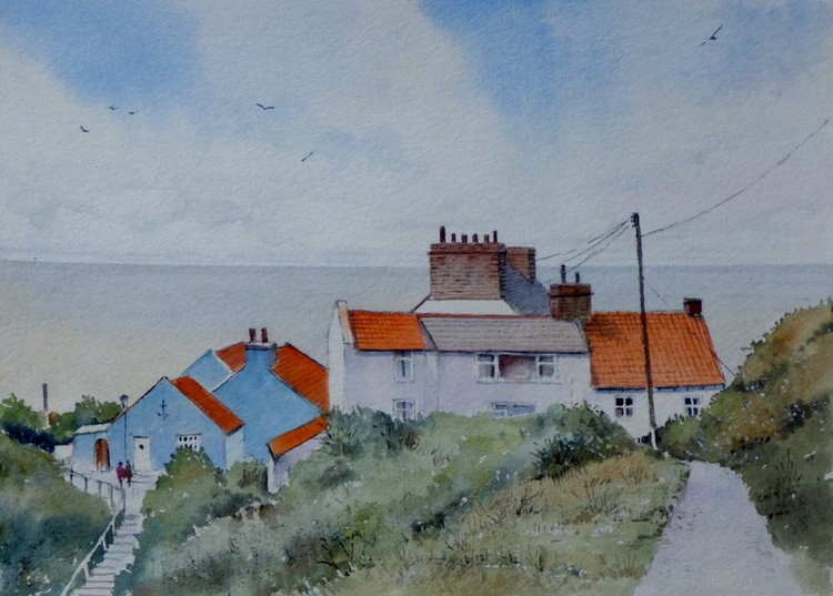 1491 Old Stubble to Mount Pleasant Staithes