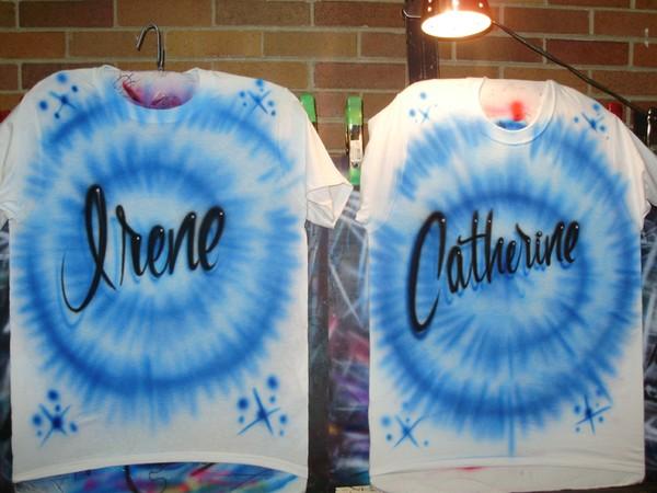 irene catherine