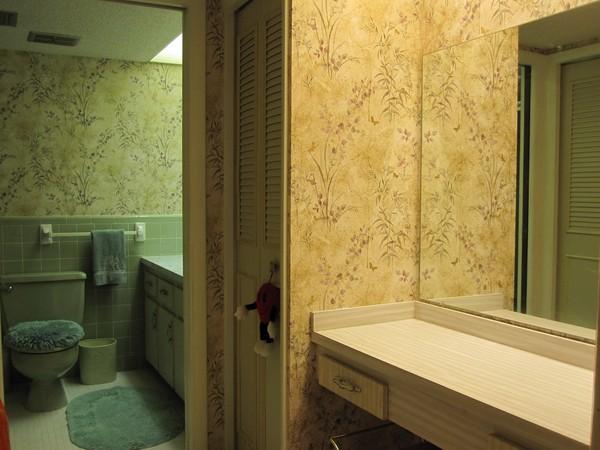 Guest Room Dressing Room & Bath