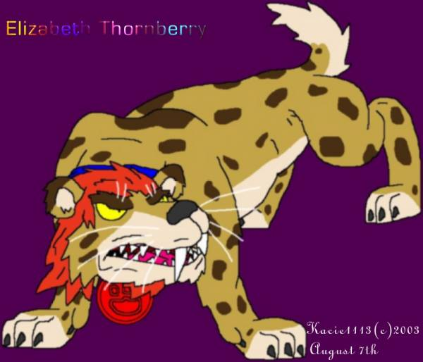 Elizabeth Thornberry
