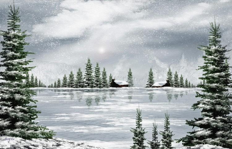 Neighbors On The Lake