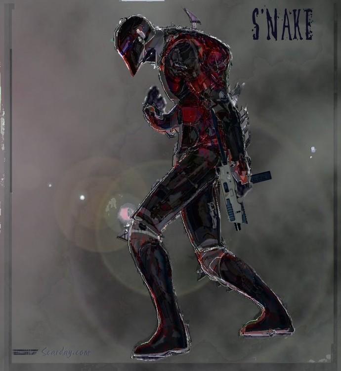 S'nake IV
