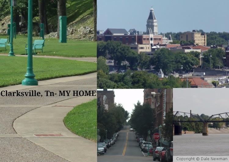 Clarksville,Tn.-MY HOME