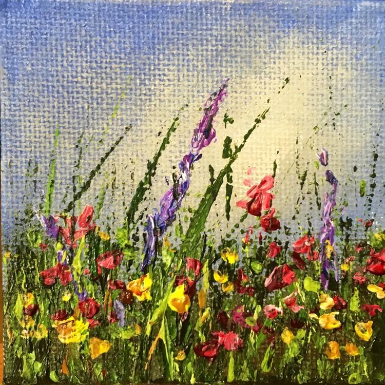 """""""Joyful Flowers"""""""