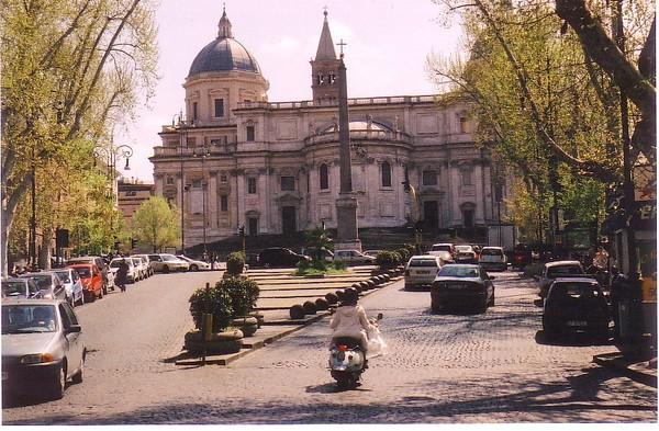 Michaelangilo Dome-Rome