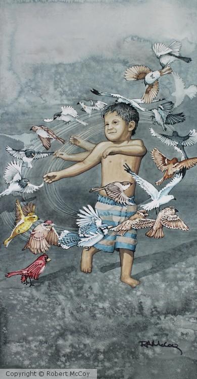 Dances With Birds