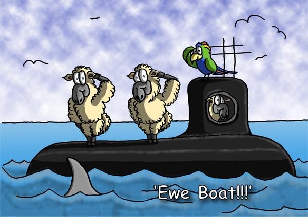 Ewe Boat