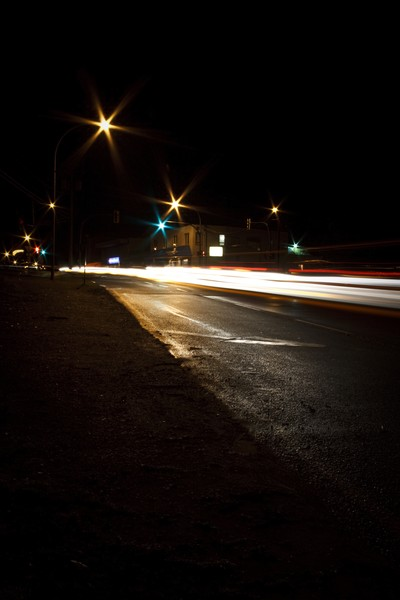 streaks of city life