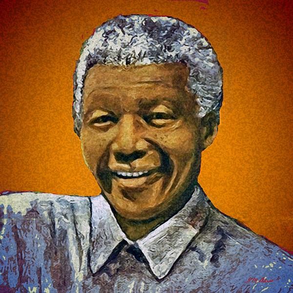 Mandela's Rainbow Nation-Orange