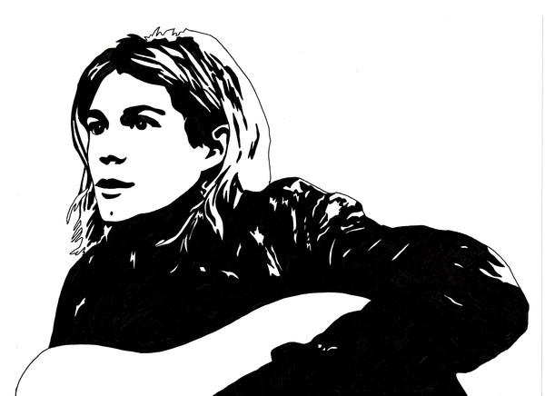 Kurt Cobainn