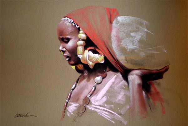 Peul woman 2