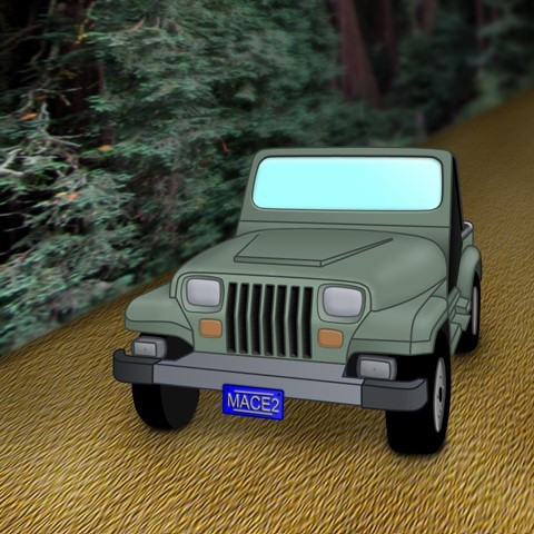 MAC Escape - Jeep