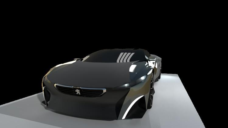 car peogeot