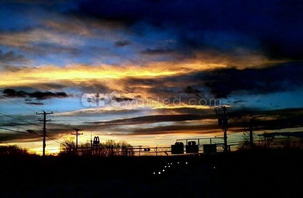 Pretty Sky