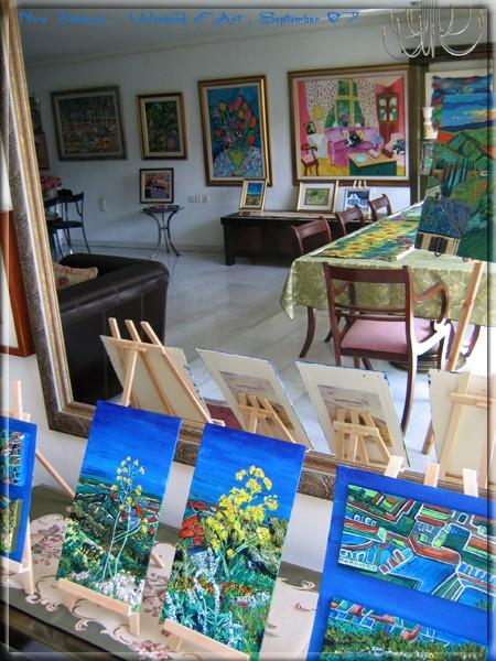 Weekend of Art - Exhibition