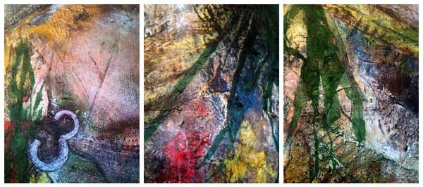 TERCER MUNDO (triptych)