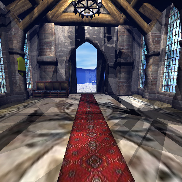 Camelot - Throne Room/ Round Table