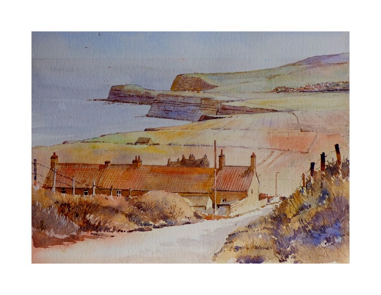 1541 Boulby Bank view to Staithes