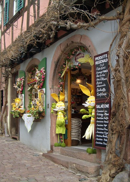 Eastergreetings from Alsace 2